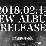 Nothing's Carved In Stone2018.02.14(水)NEW ALBUMリリー…