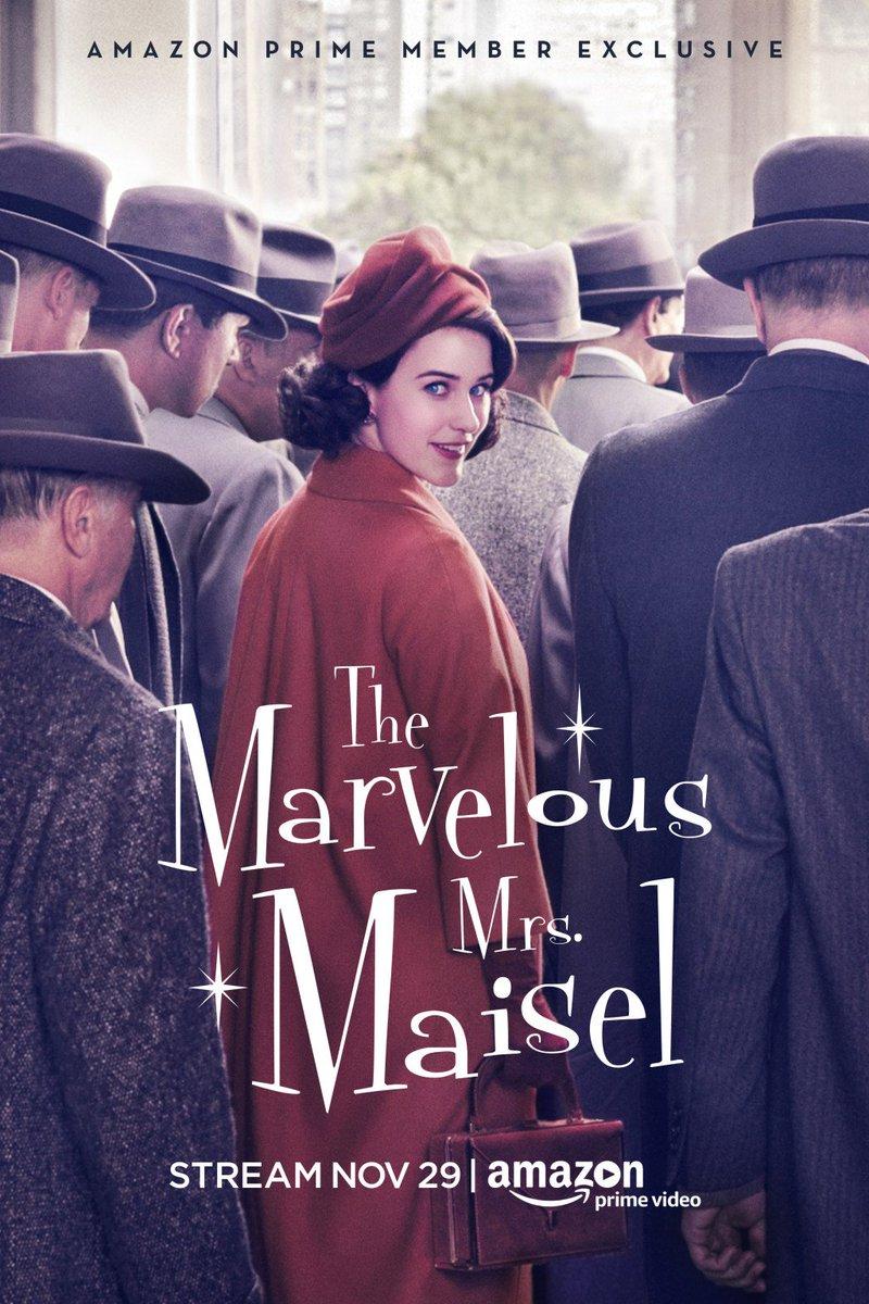 Les plus belles photos de The Marvelous Mrs Maisel DOmjIcrWsAA60qA