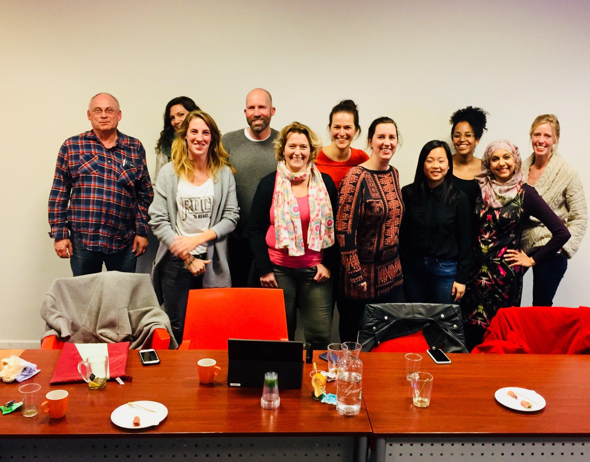 Leuke groep training #contentcreatie #storytelling @Frankwatching Dank voor jullie verhalen. https://t.co/PY7VwcgwYw