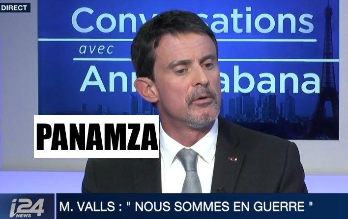 À la télé israélienne, Valls exprime sa gratitude envers Fourest, une «belle figure intellectuelle»