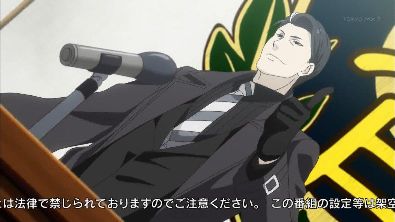 学園解体 #shokugeki_anime #tokyomx https://t.co/Q0HNs0TS5y