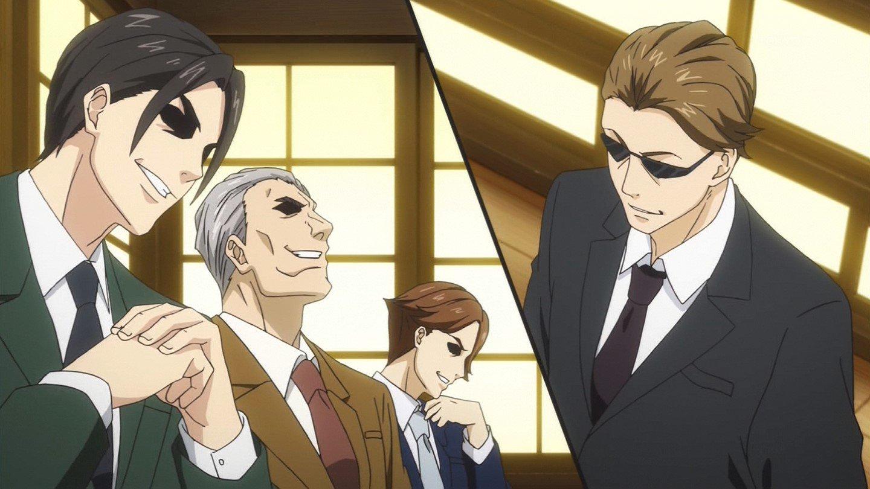 八百長だ #shokugeki_anime #tokyomx https://t.co/TDhVPI908o