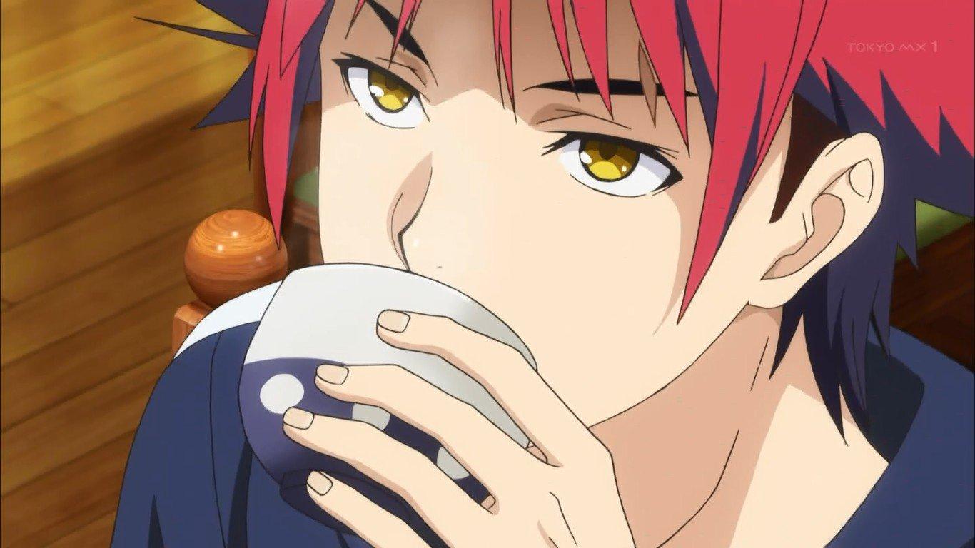 食戟で #shokugeki_anime #tokyomx https://t.co/e9nu0B5dce