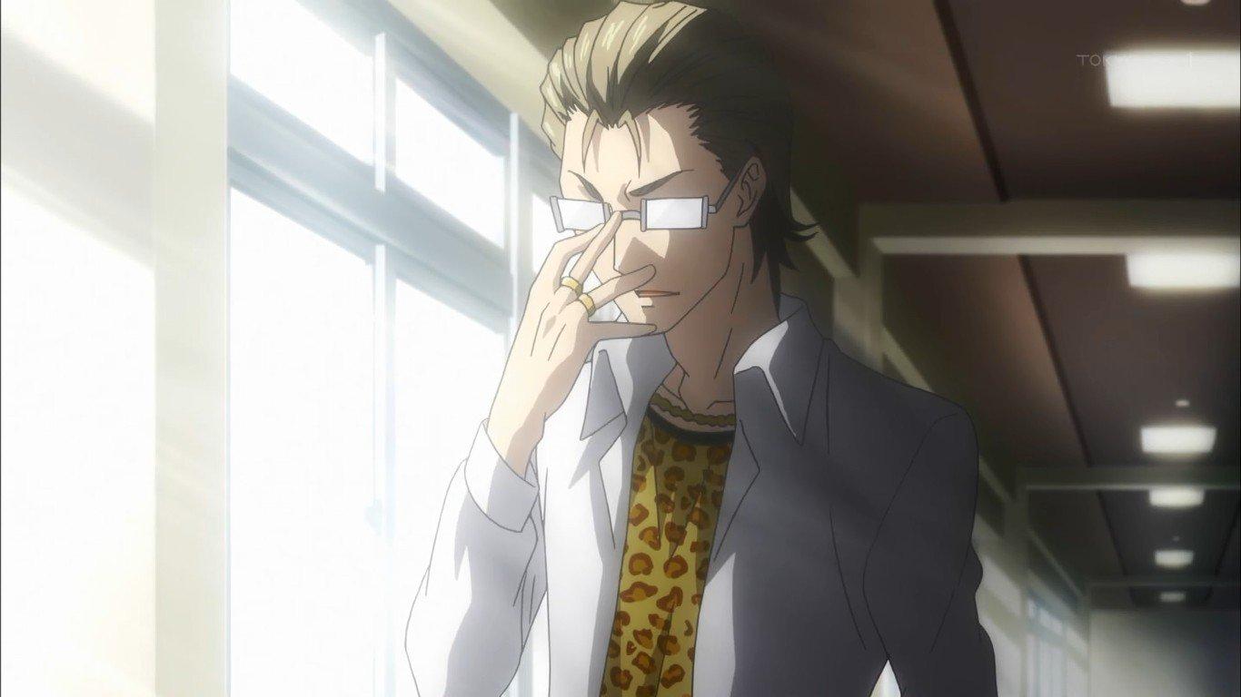 リングに上がった時点でクビ #shokugeki_anime #tokyomx https://t.co/qx1x6YDZLY