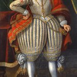 A moment of appreciation, please, for the breeches on this Latvian duke. #hellolaydeez (1615)