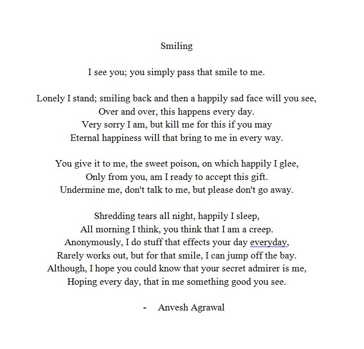 Sorry love poems for her