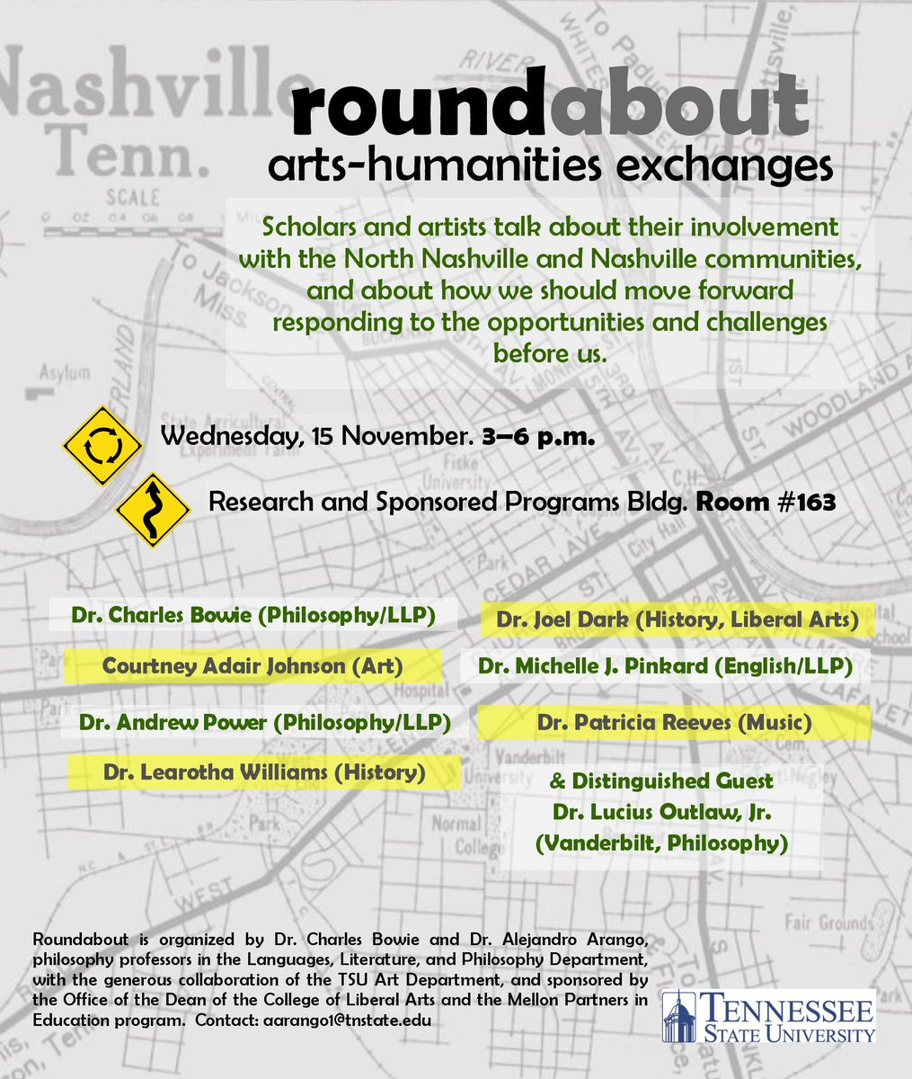 roundabout flyer