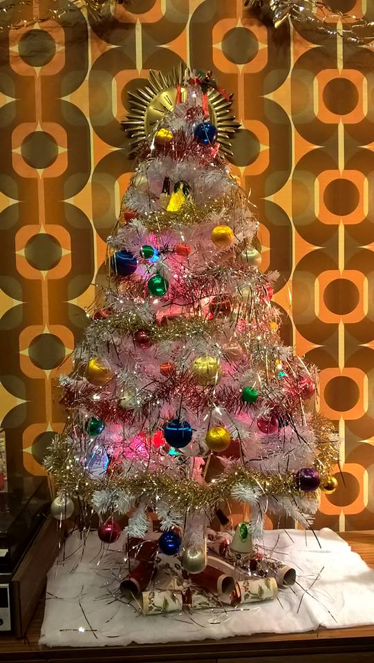 70s Christmas.Sandwell Museums On Twitter Loving Our 70s Christmas Tree