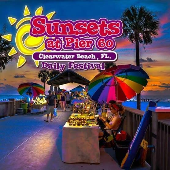 A6: Award winning sunsets on Clearwater...