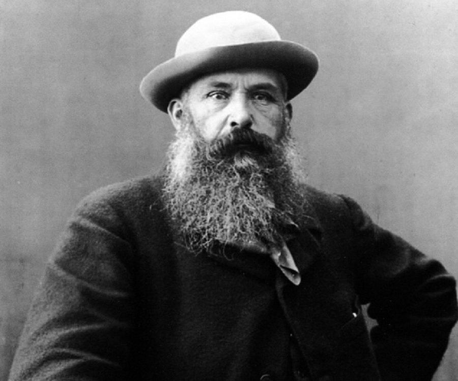 #UnDiaComoHoy pero de 1840 nacía #Claude...