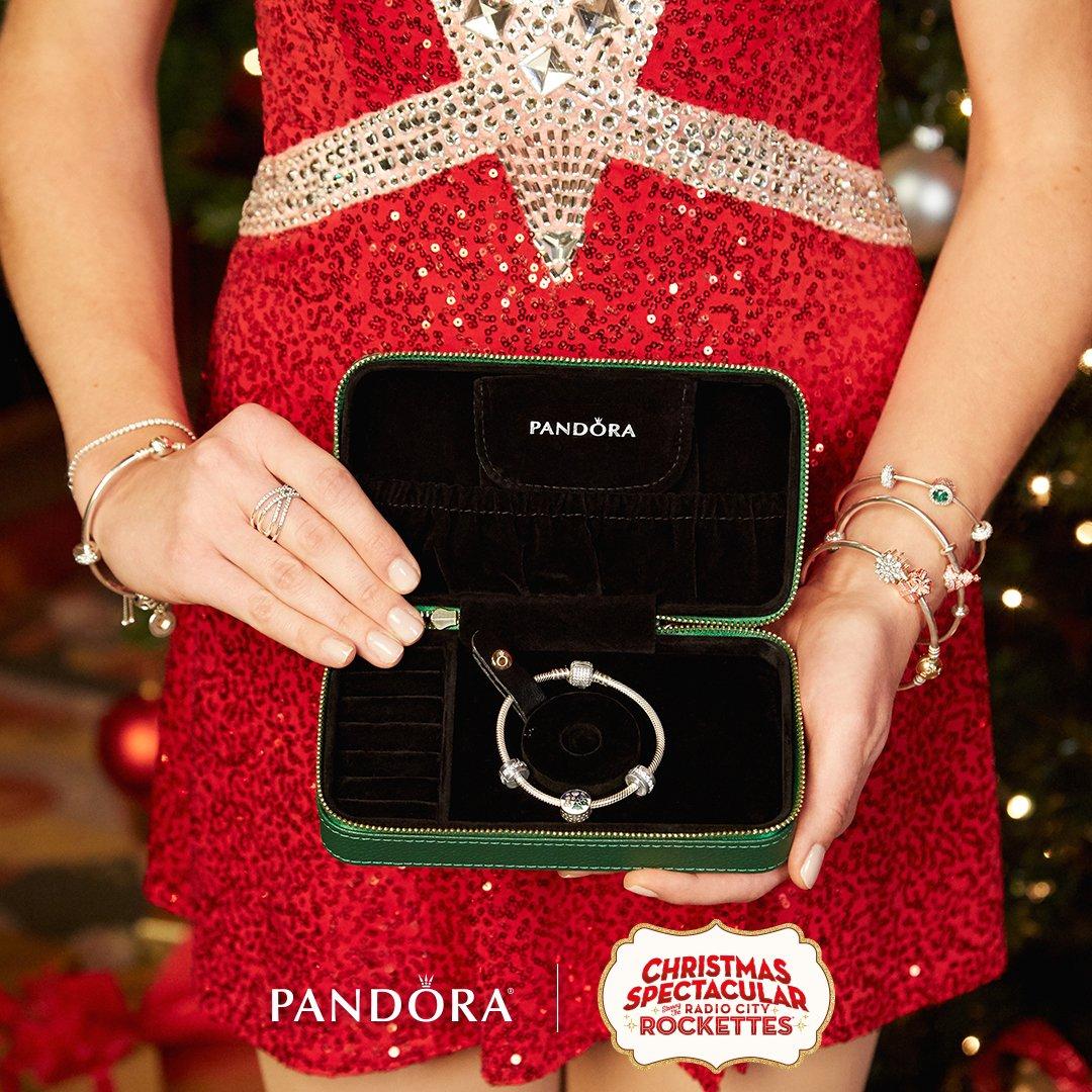 Rings set pandora