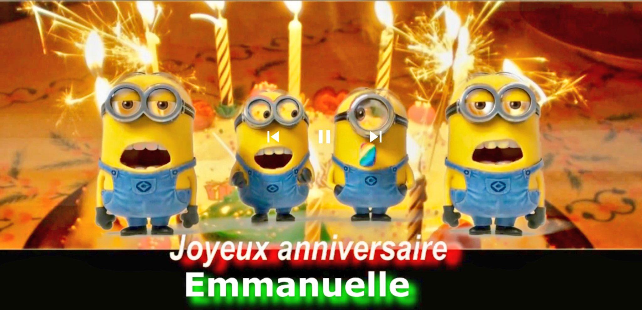 Emmanuel Philippi On Twitter Et Encore Un Joyeux Anniversaire