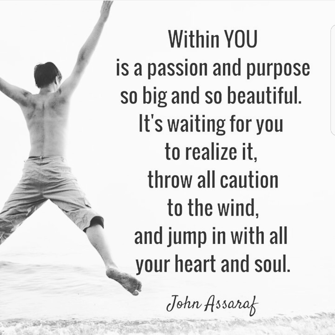 Passion and purposes ignites the soul #TuesdayThoughts #Passion #Manifestation #JoyTrain<br>http://pic.twitter.com/GROPXIEu8z