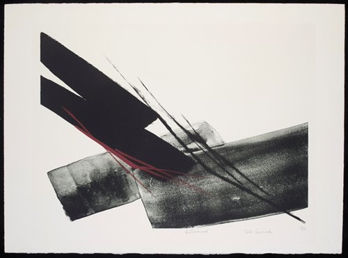 Autumnal - A Japanese lithograph with brushstrokes by #Toko Shinoda Our #woodblock print gallery is here:  http://www. erawoodblockprints.com / &nbsp;  <br>http://pic.twitter.com/YqzsbCO0Xp