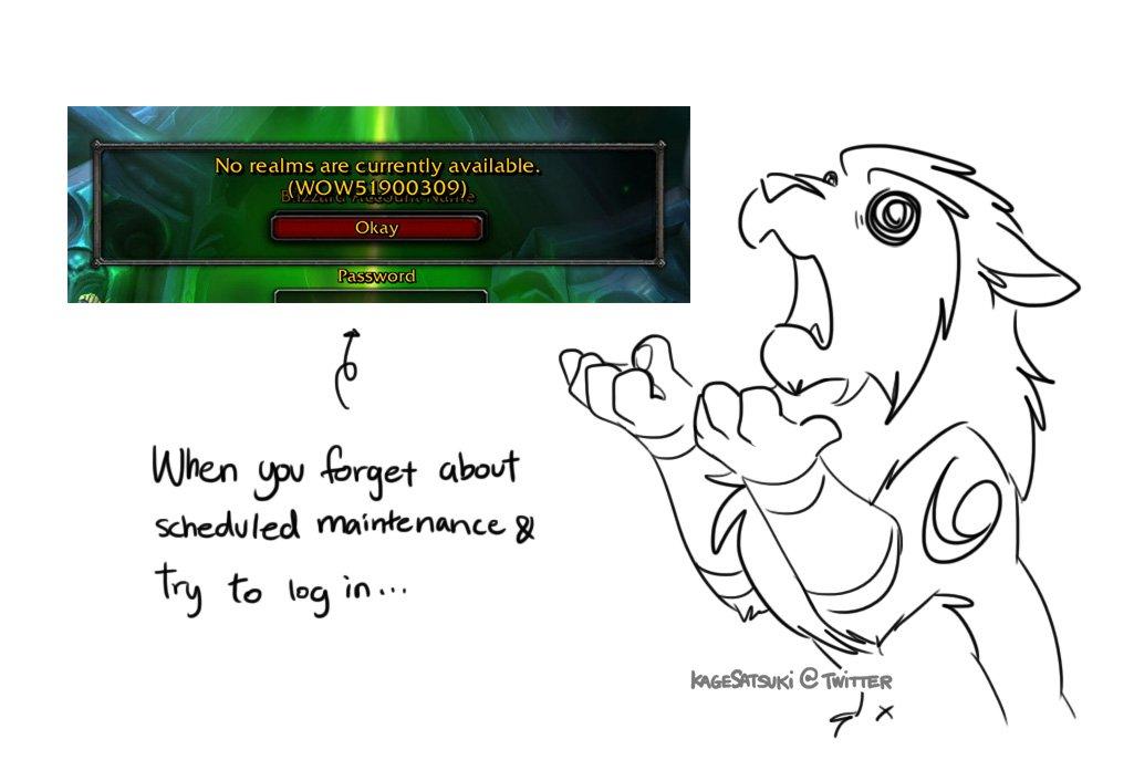 Darn it. #Warcraft <br>http://pic.twitter.com/6SE46FdGLr