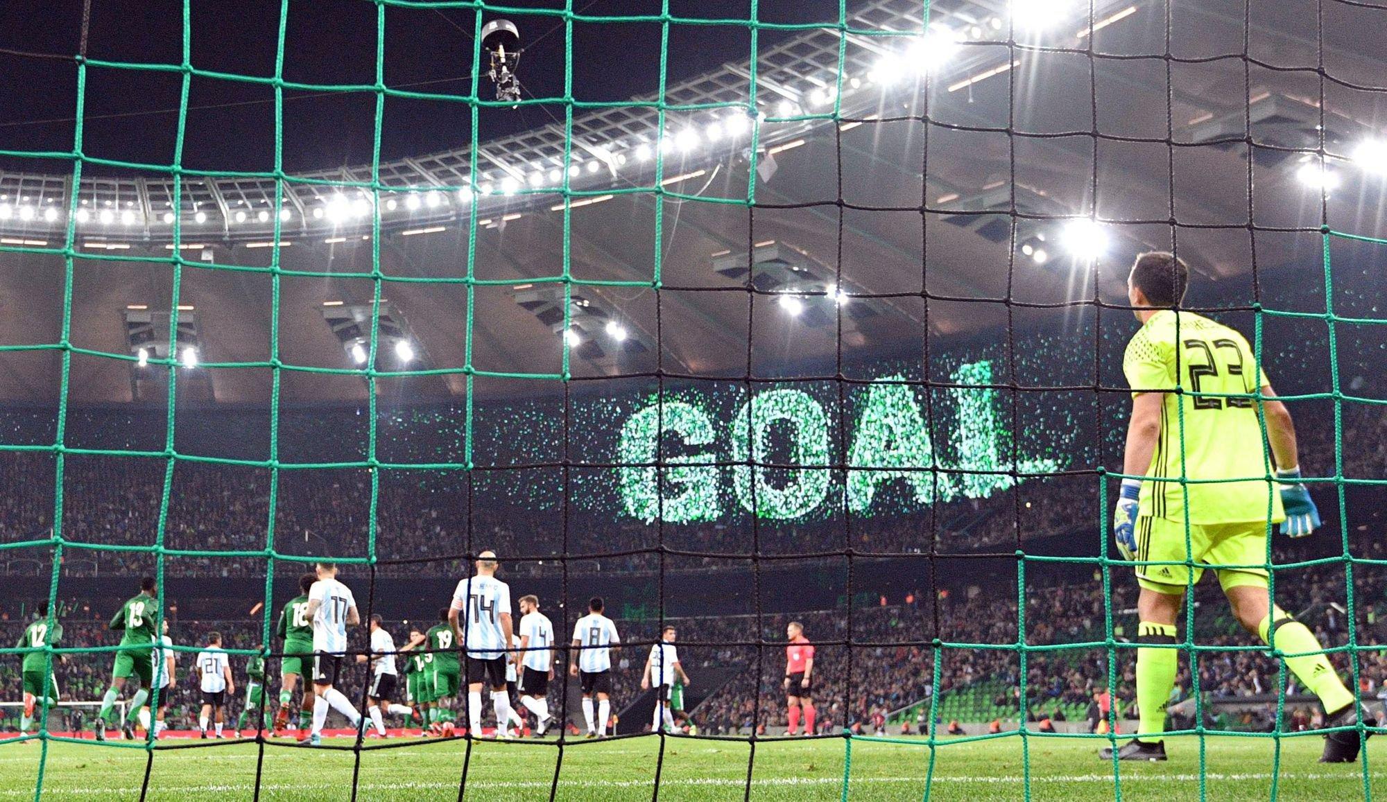 Argentina vs Nigeria Highlights