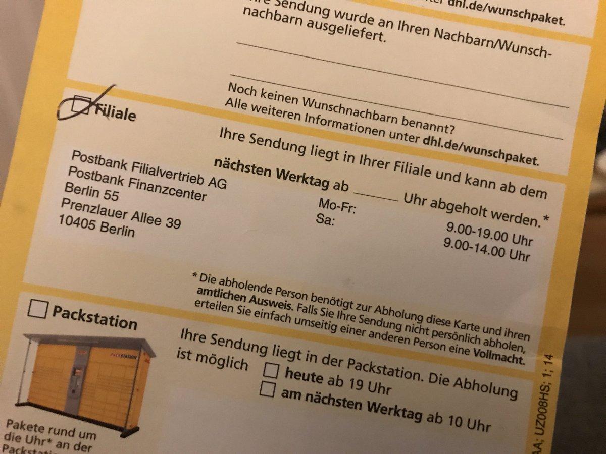 Dhl Paket On Twitter Da Helfen Die Kollegen Der Deutschen Post
