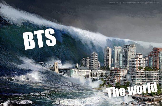 BTS IS IN AMERICA AHHH #WelcomeToUSBTS h...