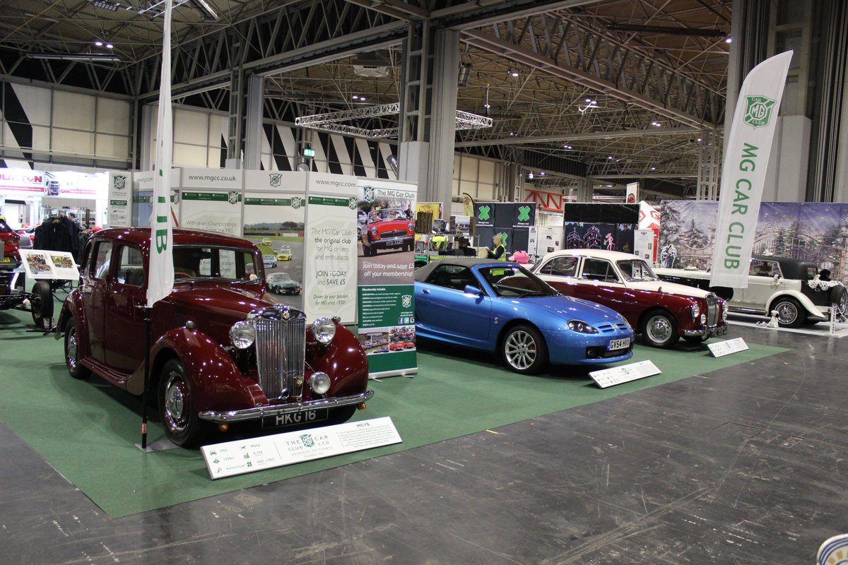 MG Car Club On Twitter Read What We Got Up To At A Very Enjoyable - Mg car show