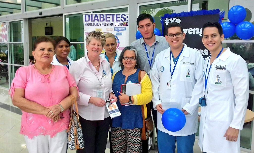 RT @PedroVeCard: Hermosa foto sobre Promoción de Salud en nuestro hospital @IESSHGSD #DiaMundialDiabetes https://t.co/YbAeOHsV71