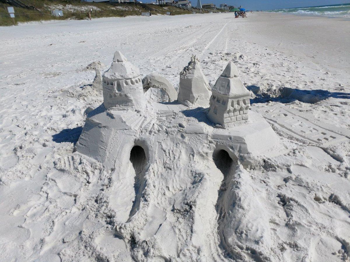 A3. Sand can look like snow, so I'm lovi...