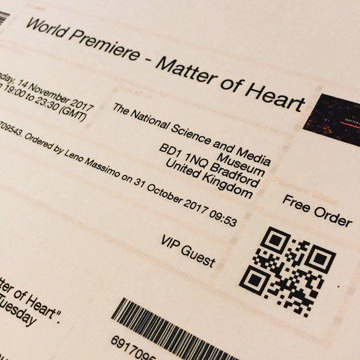 Looking forward to Matter of heart at the bradford media #worldpremiere #bradford @bradfordcityafc1903 #move #take…  http:// ift.tt/2AHoc1E  &nbsp;  <br>http://pic.twitter.com/rSx0SccuWk