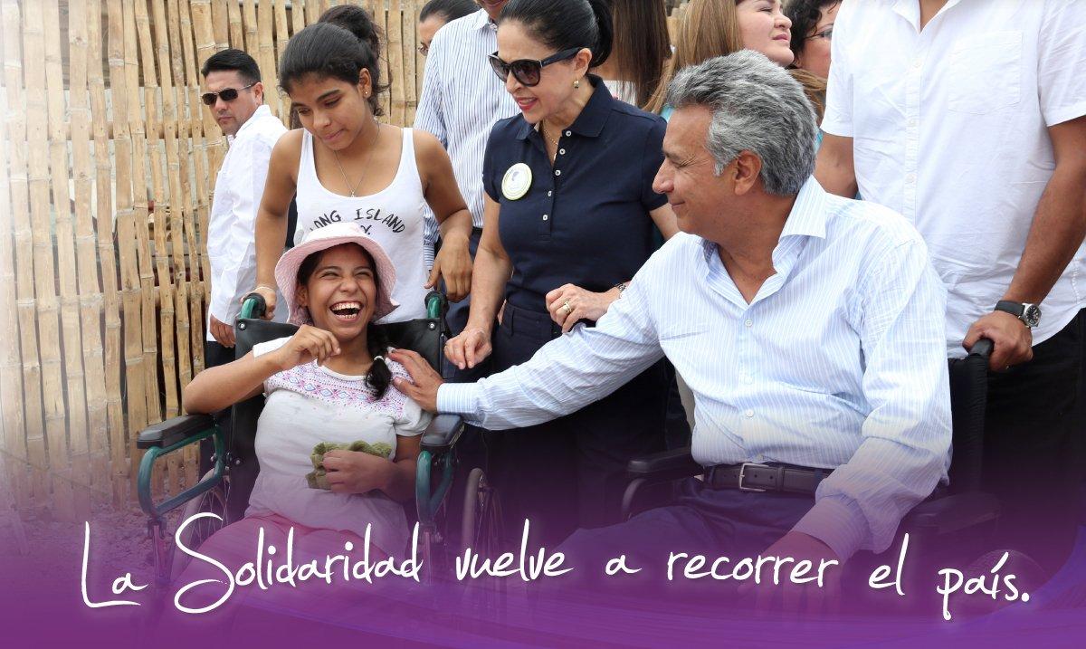 RT @Lenin: Vuelve la Misión Manuela Espejo, ampliada y renovada. #LaMisiónContinúa https://t.co/QoNgHuRB1E