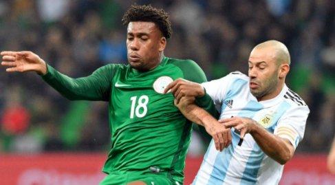 FT Nigeria 4-2 @Argentina #SoarSuperEagl...