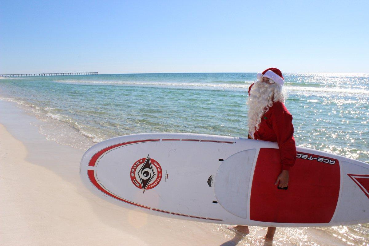 A5 Before his big day, Santa's favorite...