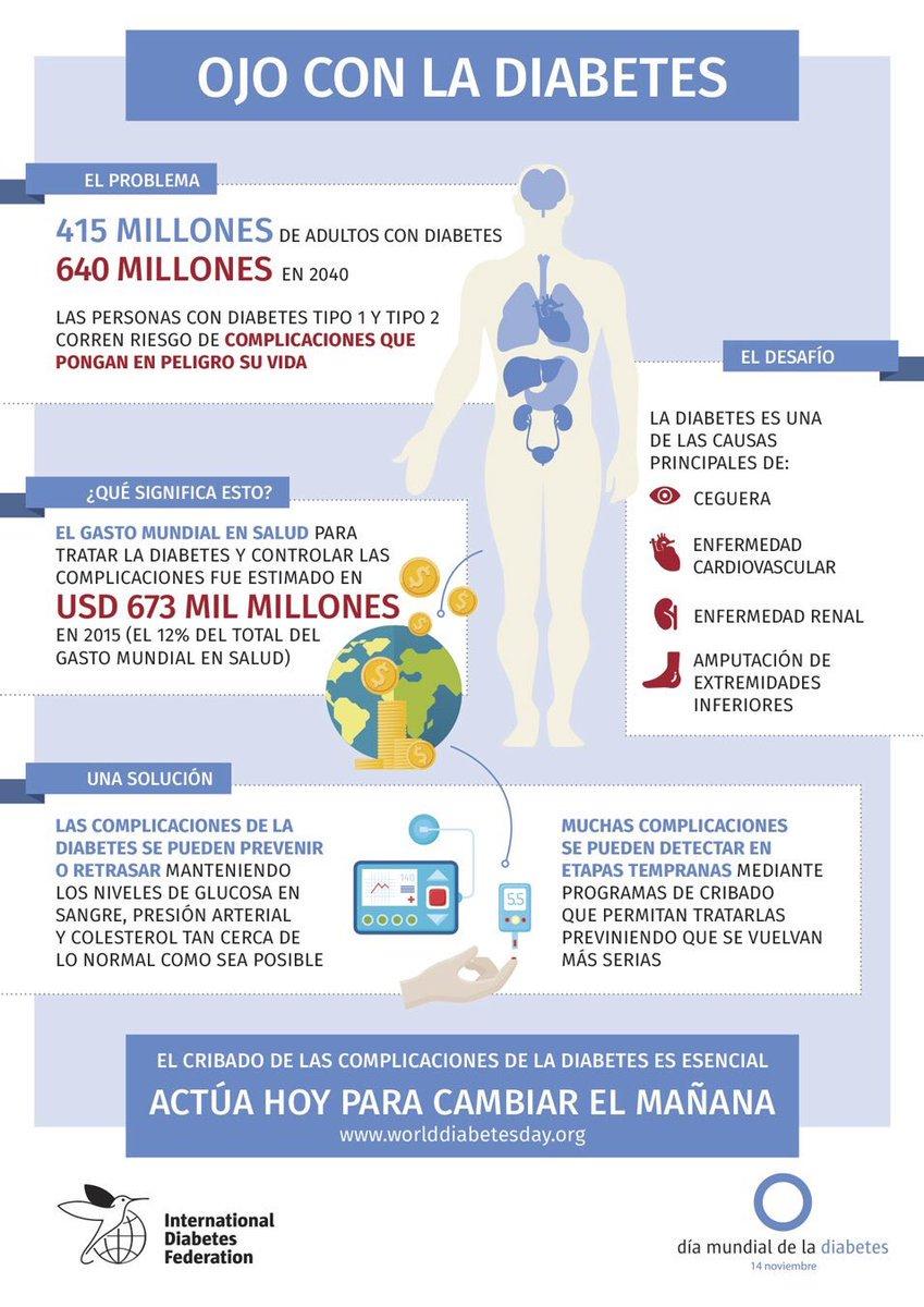 RT @InfoMyT: #DiaMundialDeLaDiabetes 🔬 https://t.co/asZ1jaPXed