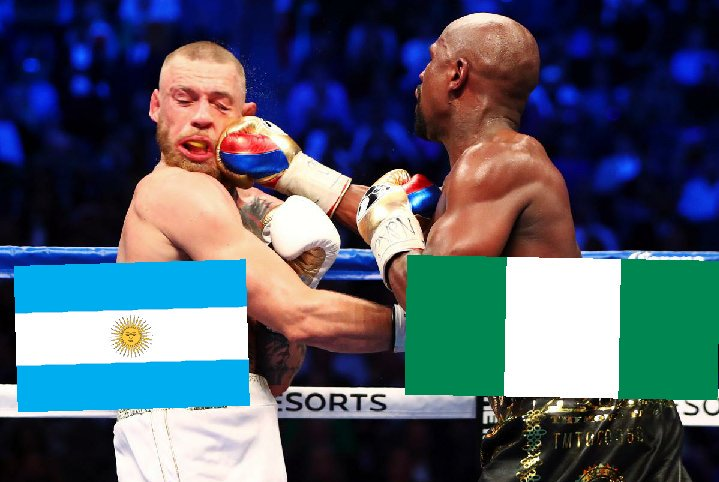 In case you missed the Nigeria Vs Argentina match. Here is a quick summary. #ARGNGA #SuperEagles #BadManIwobi #BadManIheanacho