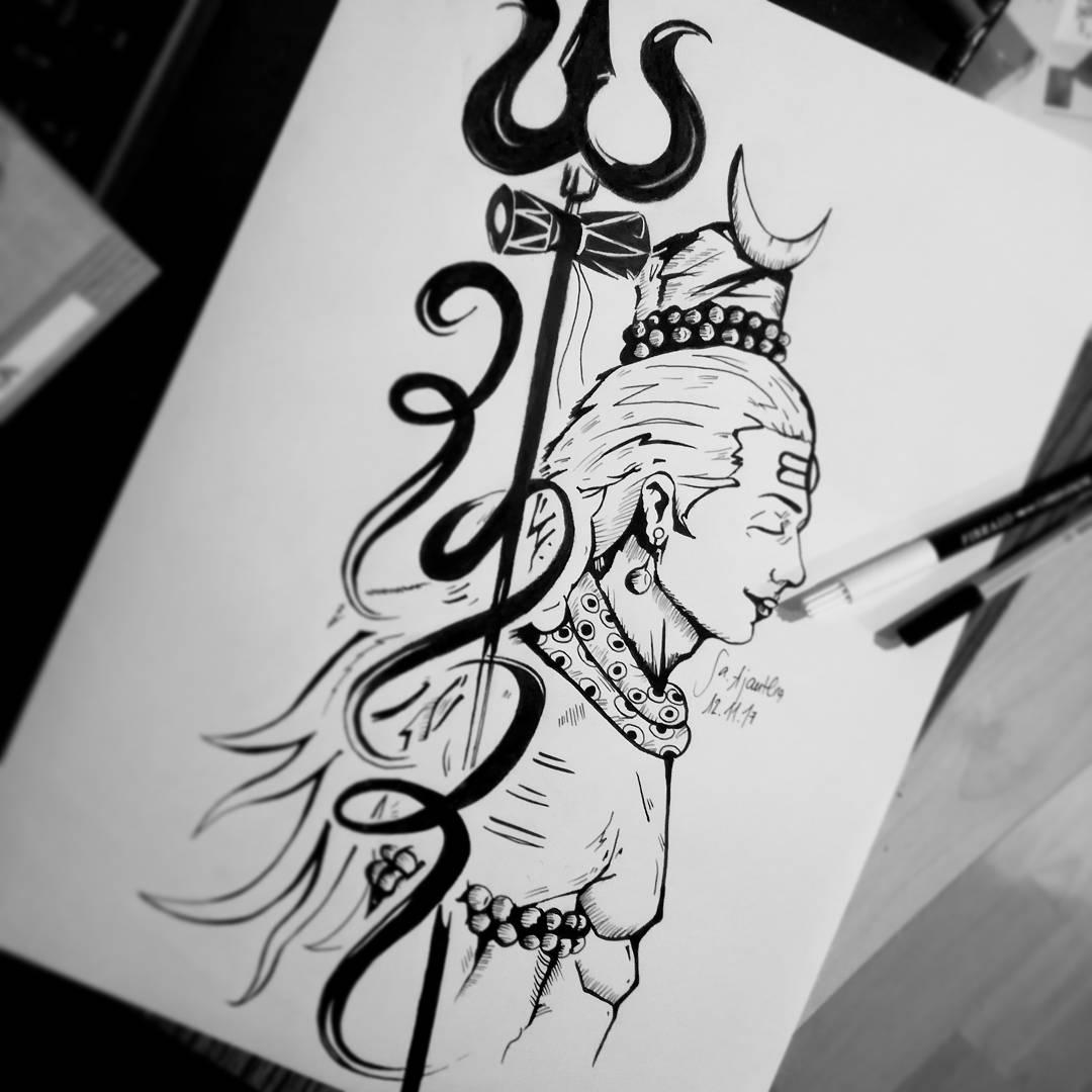 India artwork mahadev pencilart pencildrawing omnamahshivay bhakti shiva lordshivatemple indofrench01 iamlordshivapic twitter com i3lxrnukan