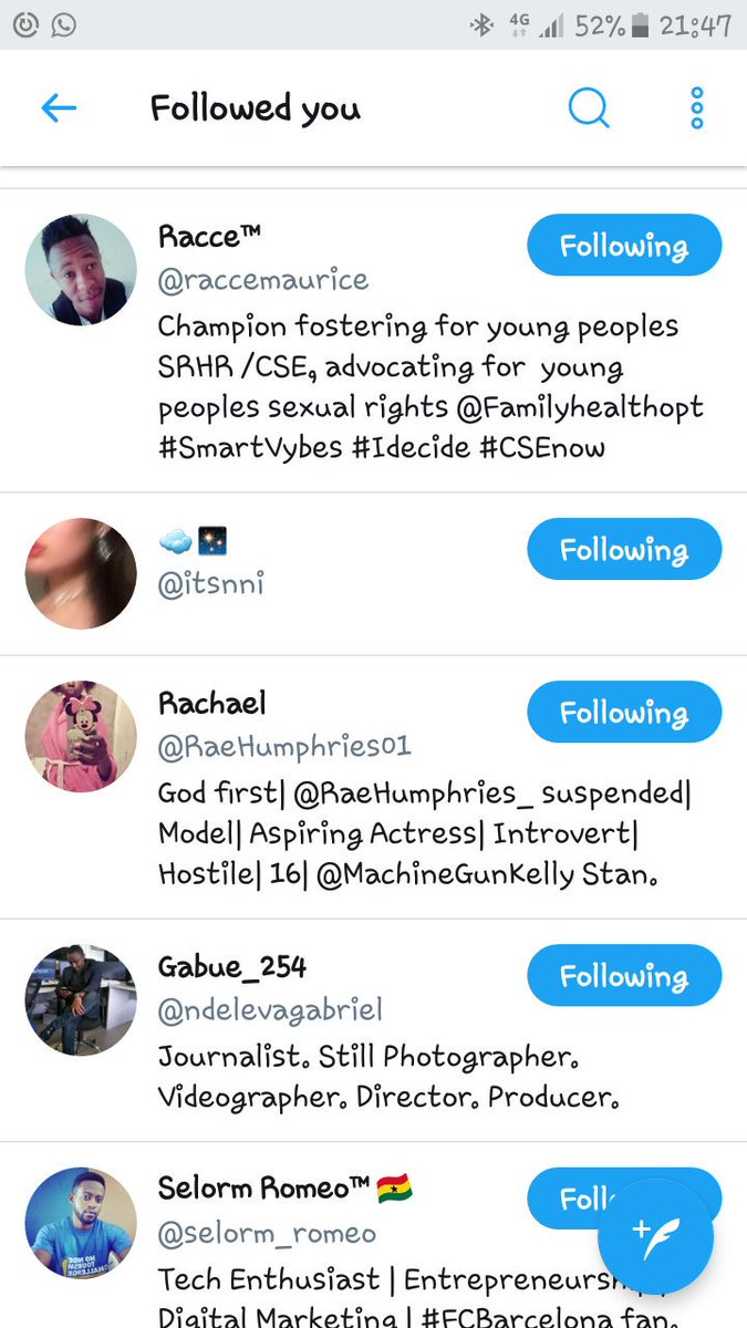 #GainWithXTiandela #TrapDrive  #MzaziFollowtrain @XtianDela_Ke this is how it goes down Follow for a follow back retweet and i follow  Follow everyone who retweets this <br>http://pic.twitter.com/Fm4zWFyZ3n