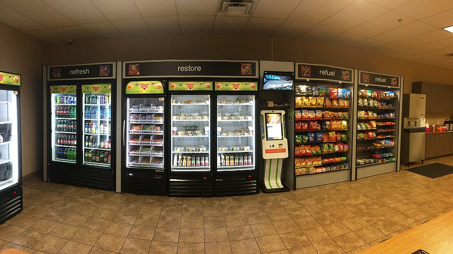 Exciting News! Our DFW Branch Opened 3 Brand New Micro Markets Plus OCS In  A Facility That Serves 800 Employees. Our Micro Market Numbers Are  Climbing, ...