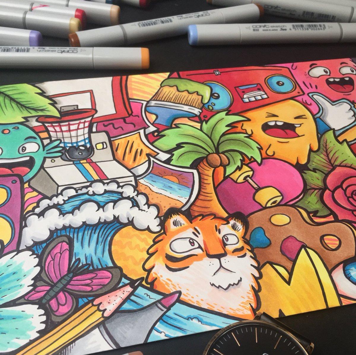 vexx doodles
