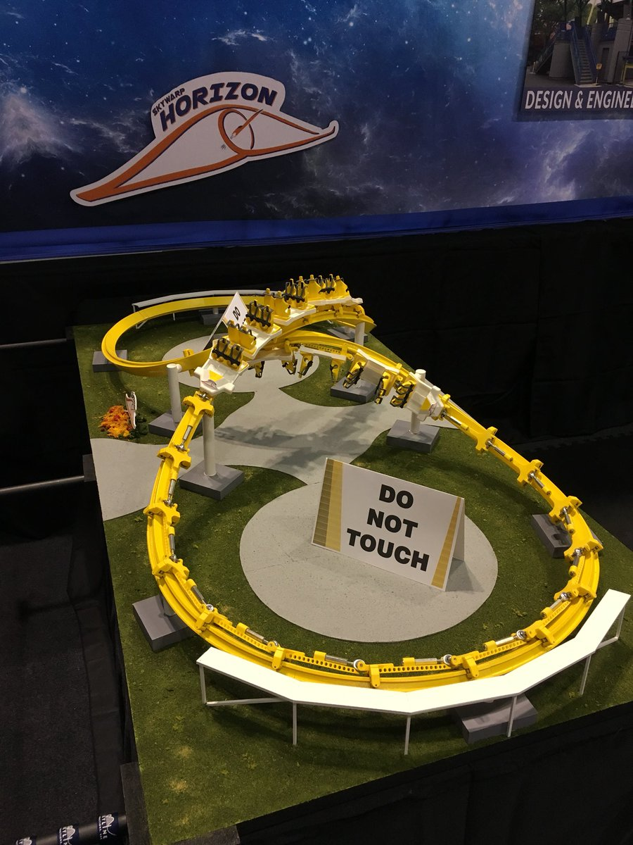 A closer look at the attractions @SkylineAttrax is showing off. @IAAPAHQ #IAE17 <br>http://pic.twitter.com/etYsBDyK8j