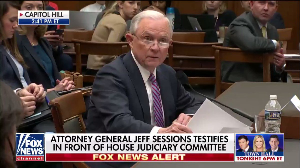 """RT FoxNews AG #JeffSessions: """"I respect and value our intelligence community."""" #SessionsHearing …"""