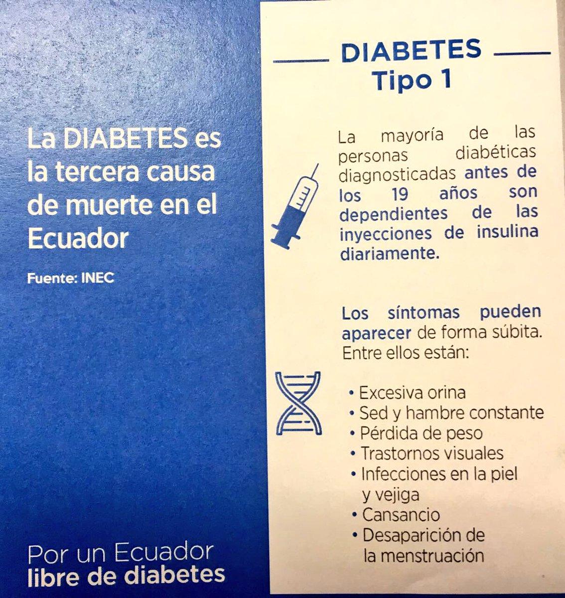 RT @MarianoEsManabi: Sabes quué es diabetes tipo 1? #DíaMundialDiabetes https://t.co/Qyz5BnL5n4