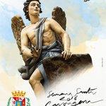 Cartel de la Semana Santa de #Cartagena 2018, una vez más, obra del fotógrafo cartagenero @moi_rc. ¡Nuestra más sincera enhorabuena!
