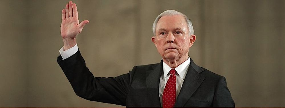 Democrats Accuse U.S. Attorney General Jeff Sessions of Lying Under Oath - shar.es/1PLdOQ #SessionsHearing
