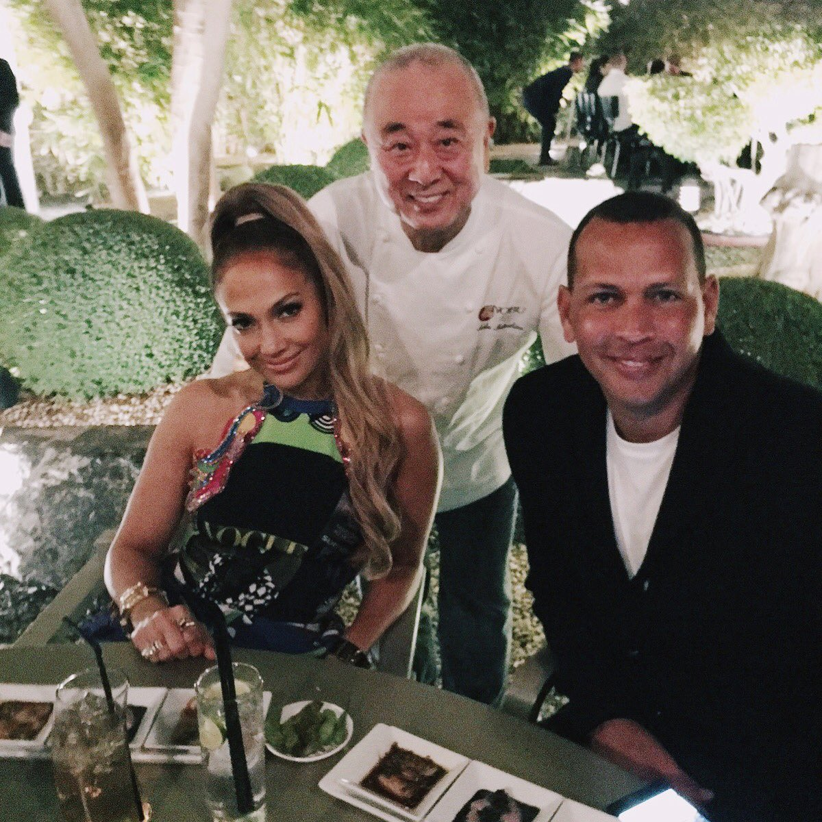 RT @AROD: With the great Chef Nobu Matsuhisa in Dubai! https://t.co/x1Z5nTsY6D