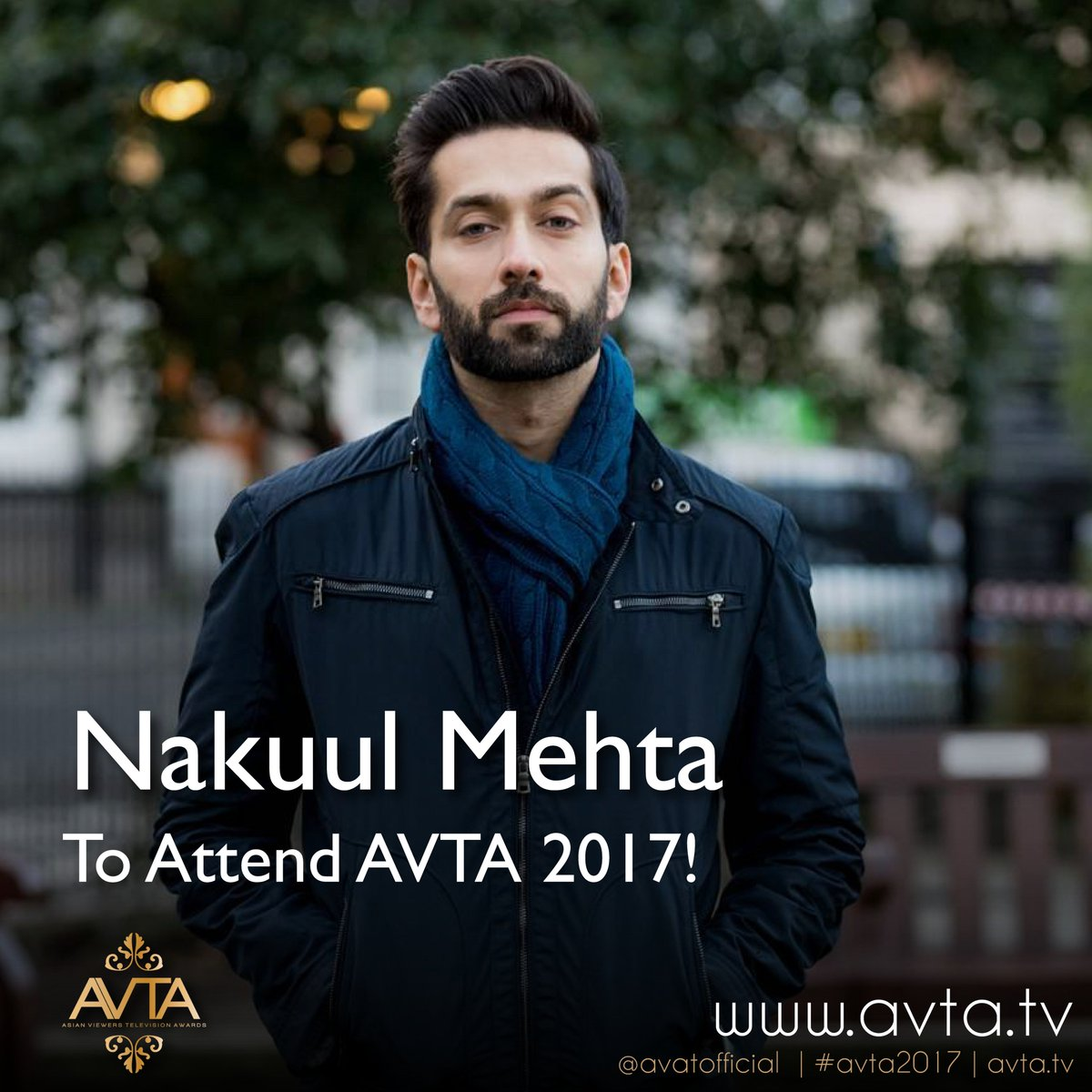 @NakuulMehta confirmed to attend!