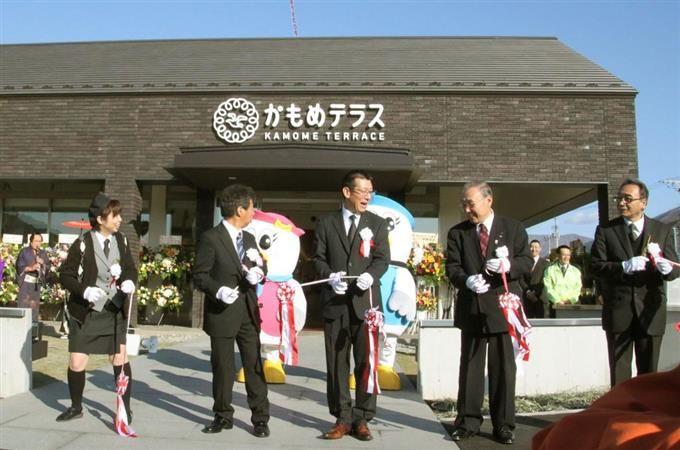 岩手の「かもめの玉子」本店再開 被災から6年余り sankei.com/photo/daily/ne…