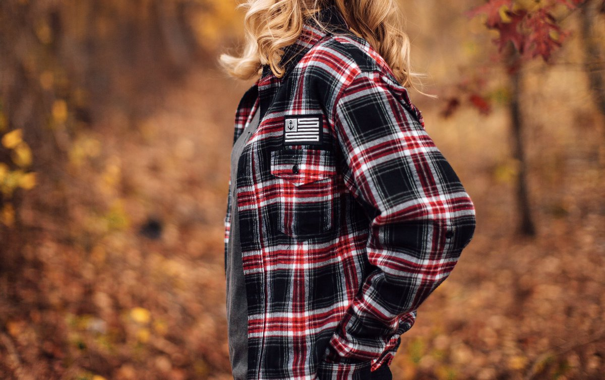 Retweet for your chance to win a Southern Standard flannel! Must be following to win.