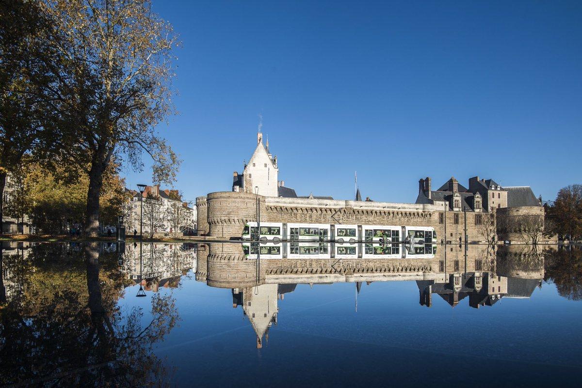 Good Morning #nantes @reseau_tan @ChateauNantes @nantesfr<br>http://pic.twitter.com/THUdX9gwh9