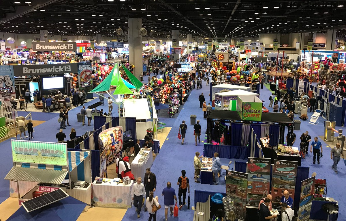That's going to wrap up today's coverage of @IAAPAHQ #IAE17, but don't worry, we'll be back tomorrow for more! <br>http://pic.twitter.com/nQdpTJOsnV