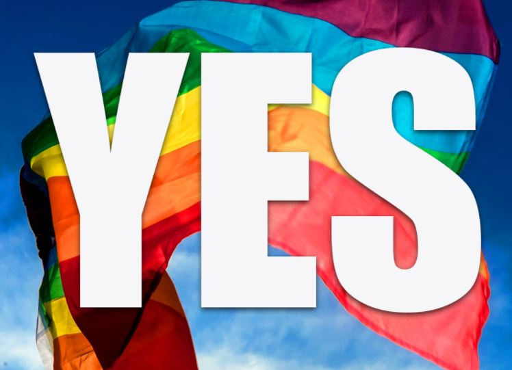 The answer is ... #MarriageEquality #SSM2017