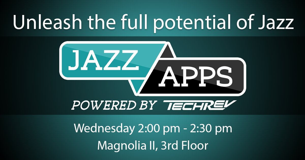 Drum-roll Please!  Tomorrow we officially unveil our latest product - #JazzApps! Unleash the full potential of #Jazz! #IoT #CE <br>http://pic.twitter.com/VDDvuiUUDC