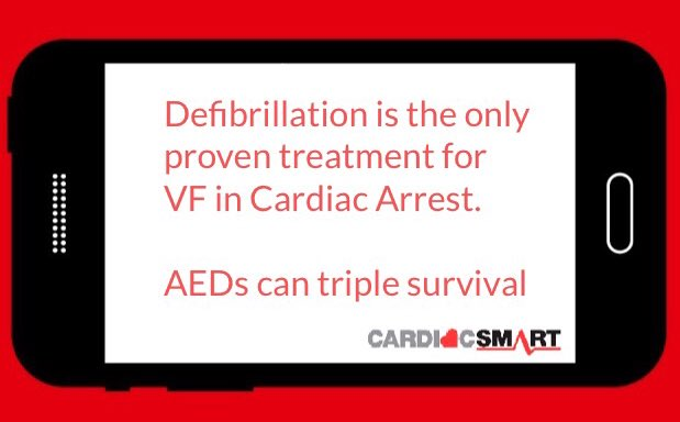 #CPR can double and defibrillation can triple the chances of survival of a person in #CardiacArrest  Learn how to be a lifesaver by watching this:  https:// youtu.be/azmpvgIdjAA  &nbsp;  <br>http://pic.twitter.com/cGmZpFfJJl