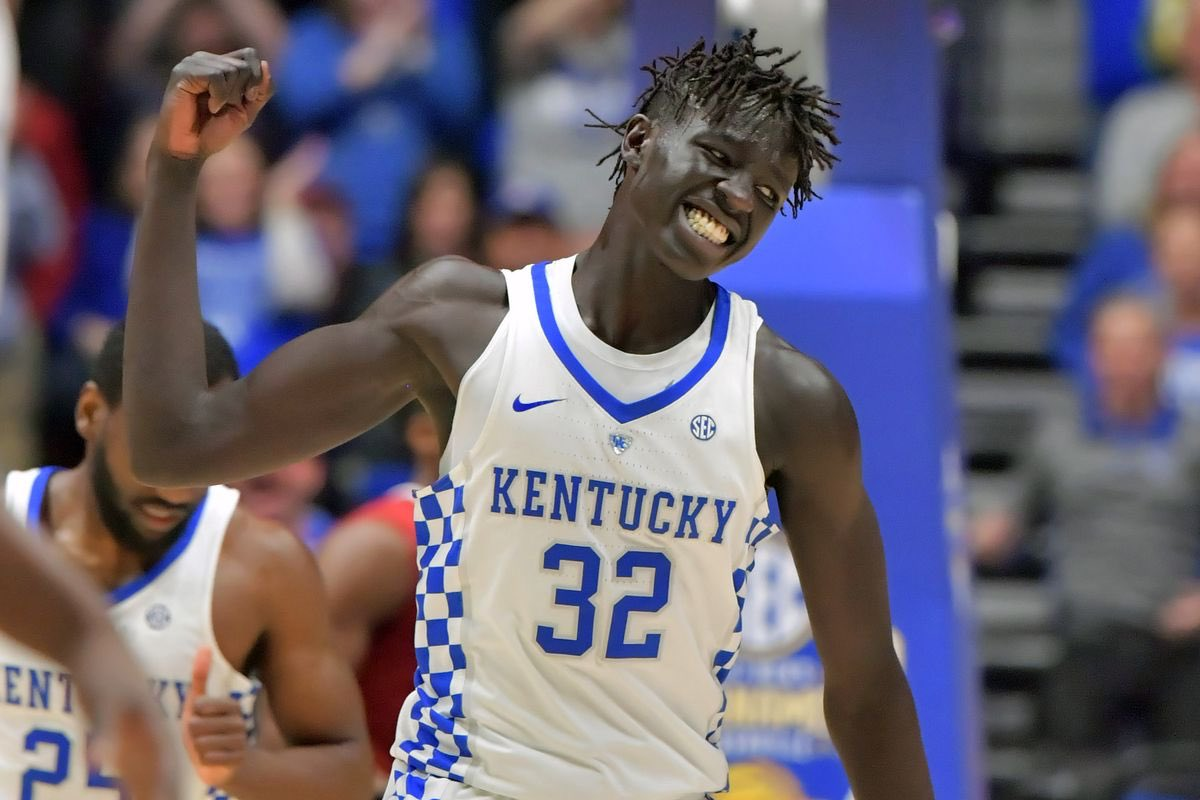 Kentucky Wildcats Basketball 2018 Sec Matchups Revealed: College Bracketz (@CollegeBracketz)